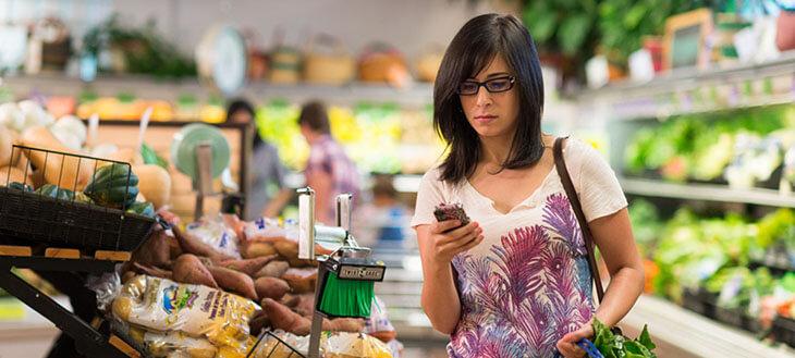 Экономия с едадил в супермаркетах